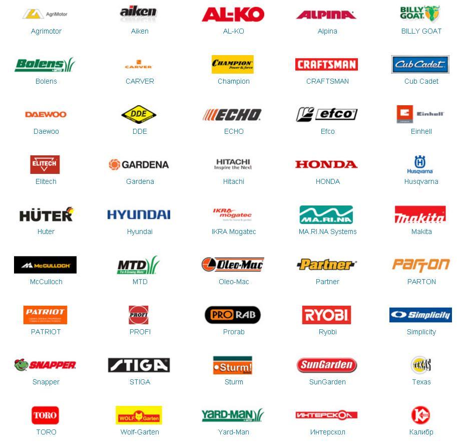 Ремонт оборудования известных брендов
