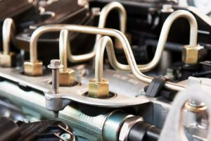 Промывка автомобильных дизельных двигателей