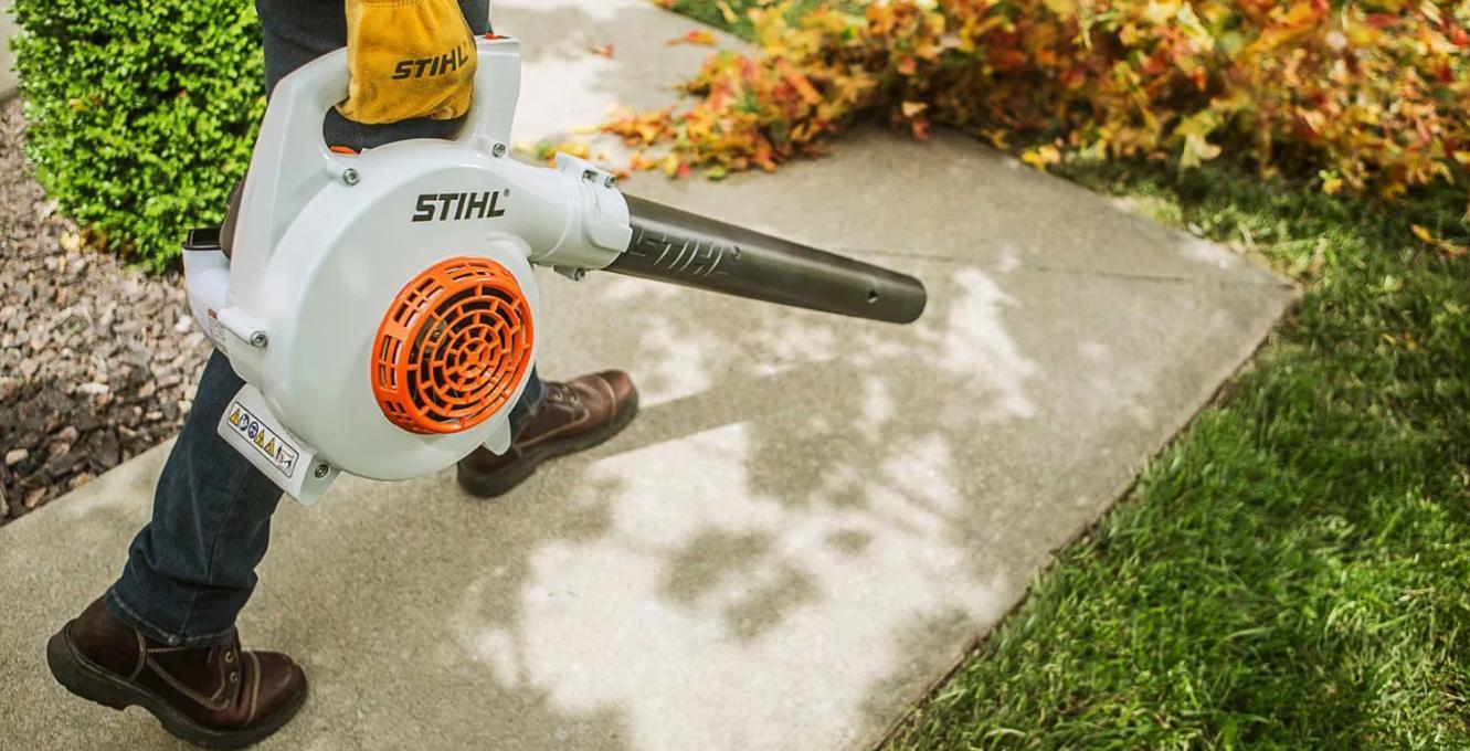 Срочный ремонт садовых воздуходувок