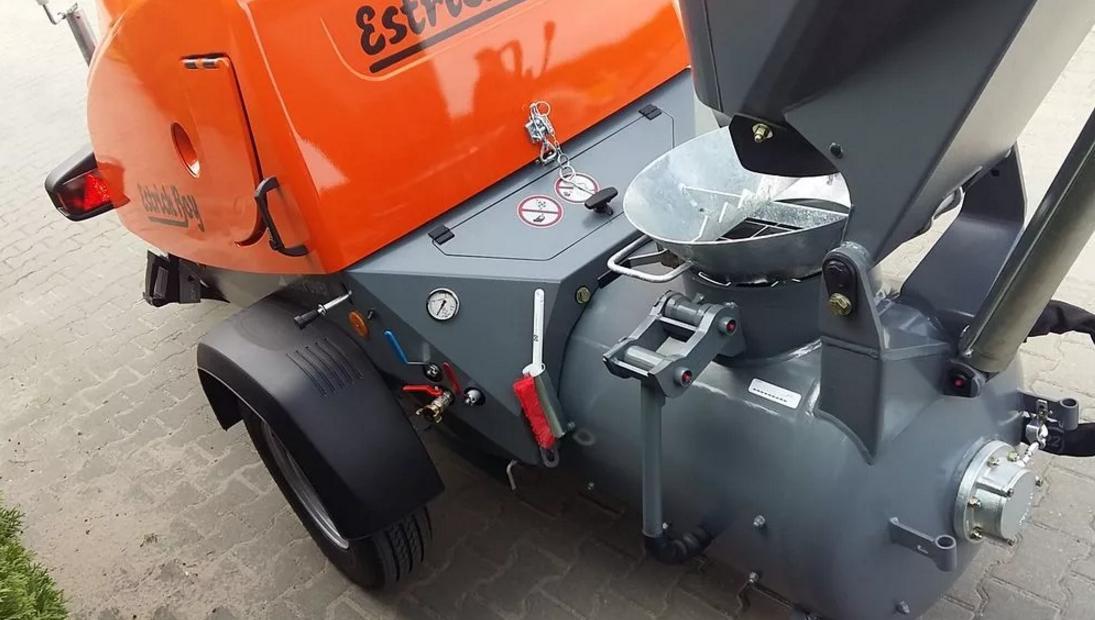 Мы проводим ремонт и сервис бетононасосов