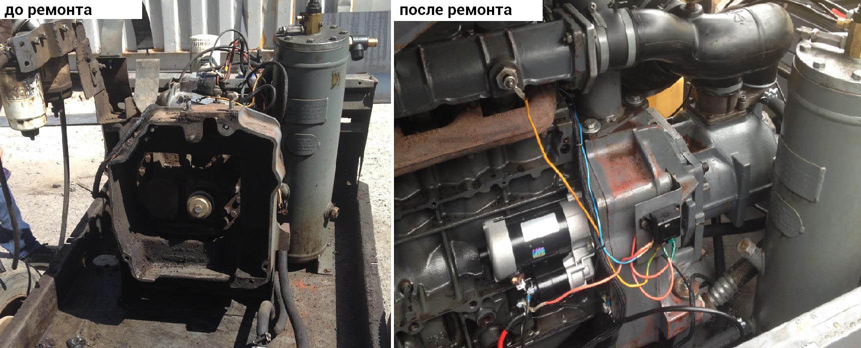 Капитальный ремонт компрессоров фото 3