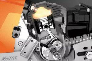 Ремонт двигателей бензоинструментов