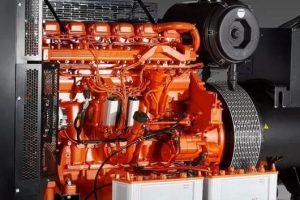 Ремонт двигателей электростанций