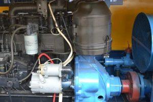 Ремонт двигателей компрессоров
