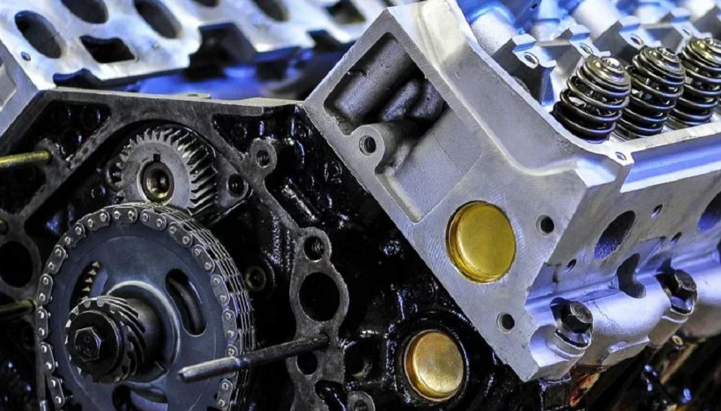ремонт двигателя спецтехники