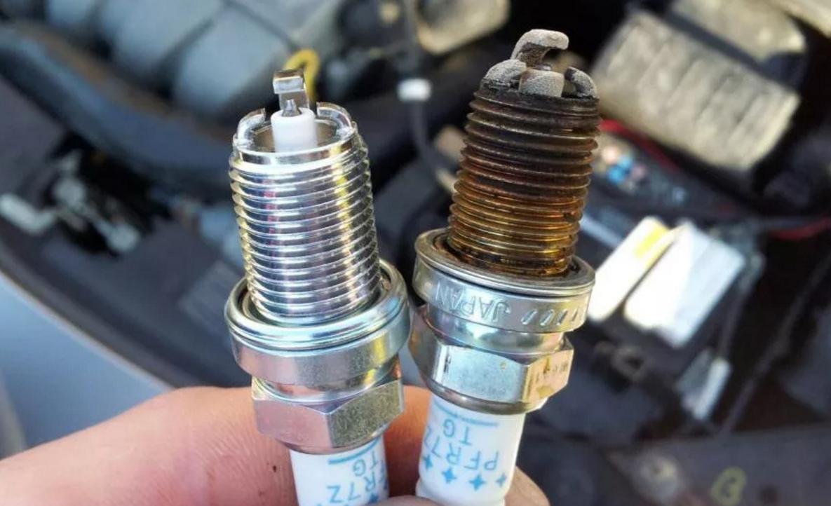 Снижение мощности мотора по причине зажигания