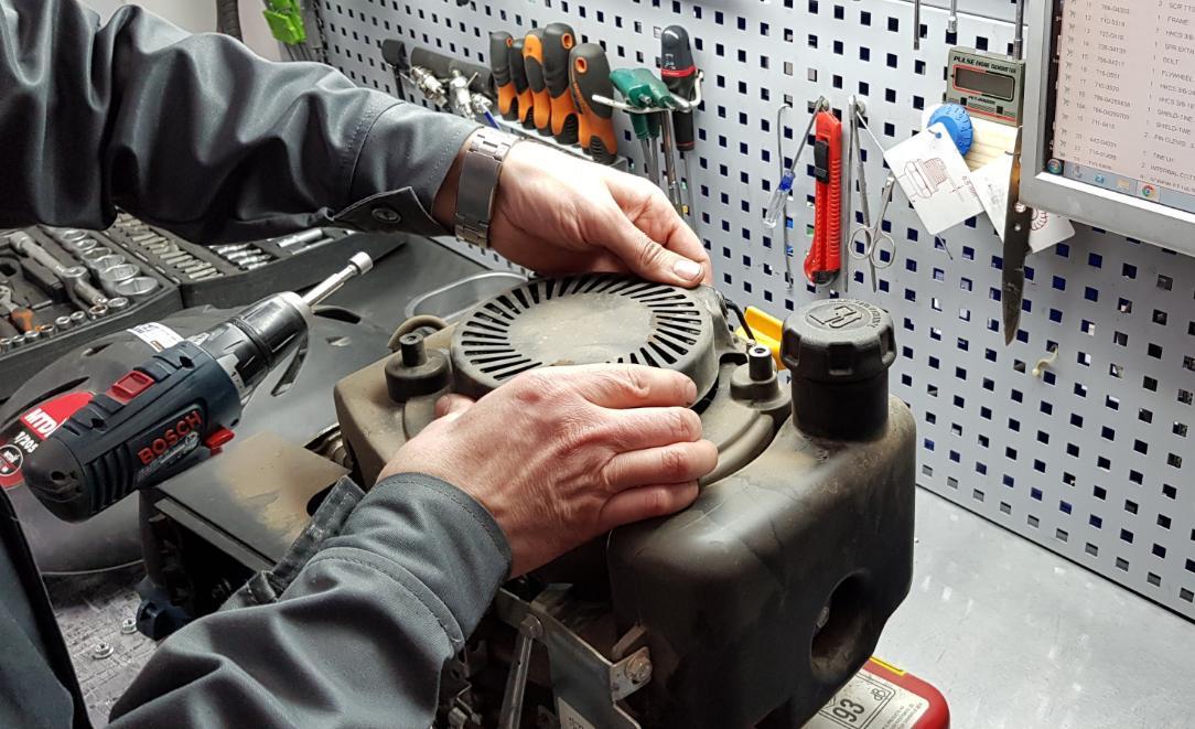 Ремонт бензоинструментов и бензинового оборудования