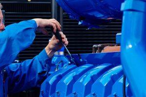 Капитальный ремонт оборудования