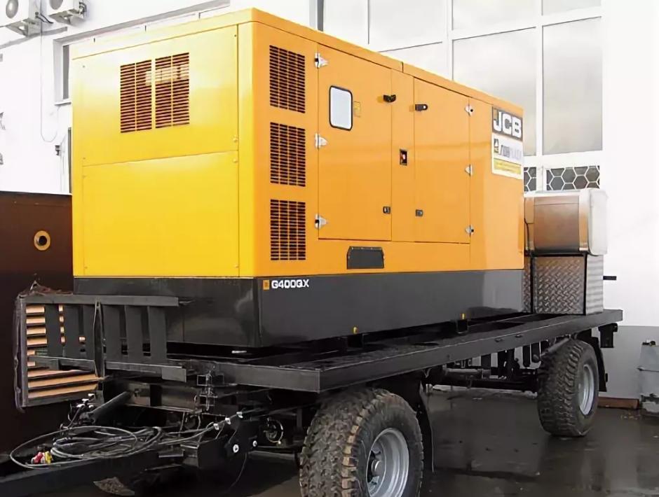капитальный ремонт передвижных электрогенераторов