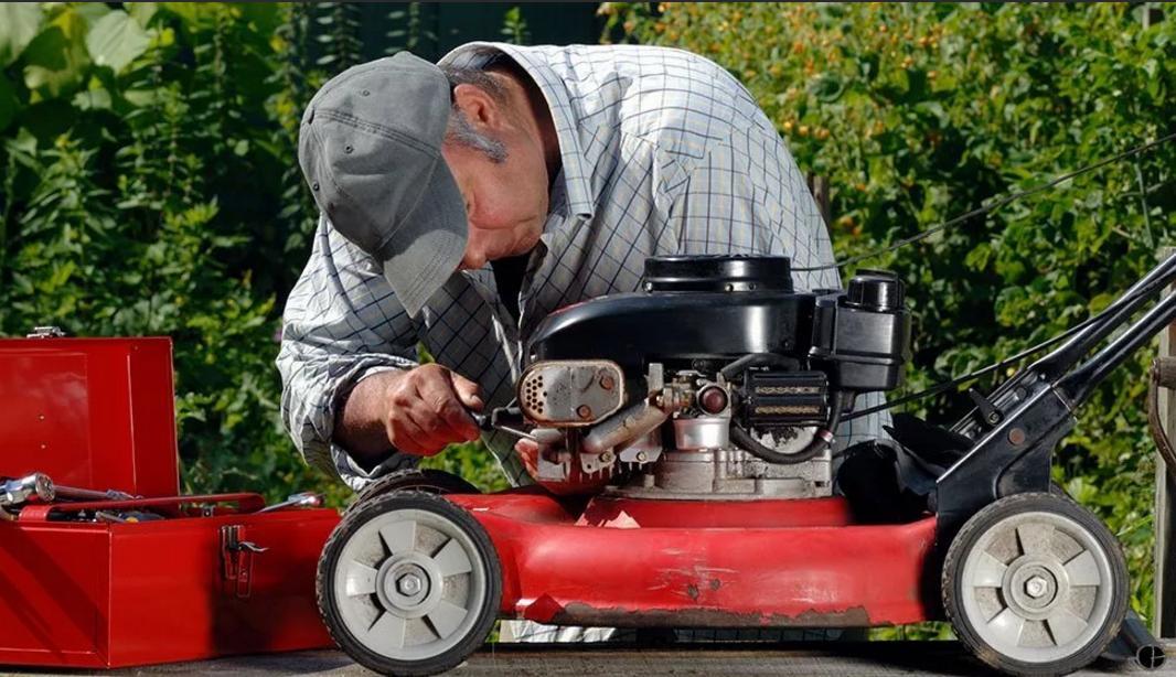 Срочый ремонт мотокосилок, бензиновых триммеров, газонокосилок