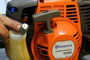 Перечень работ по ремонту бензокос