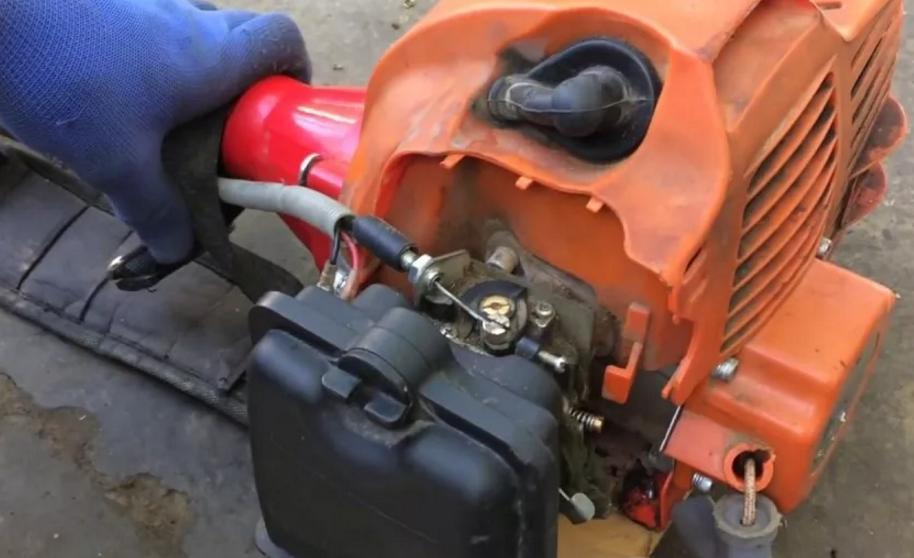 Срочный ремонт бензокосы, запасные части на бензиновые косилки