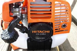 Ремонт газонокосилок Hitachi