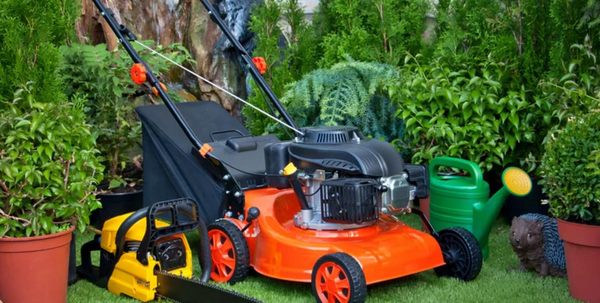 Ремонт садового оборудования и инструмента