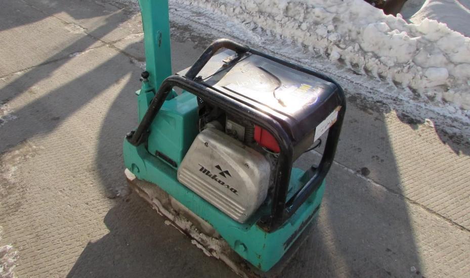Виброплиты и вибротрамбовки MIKASA ремонт