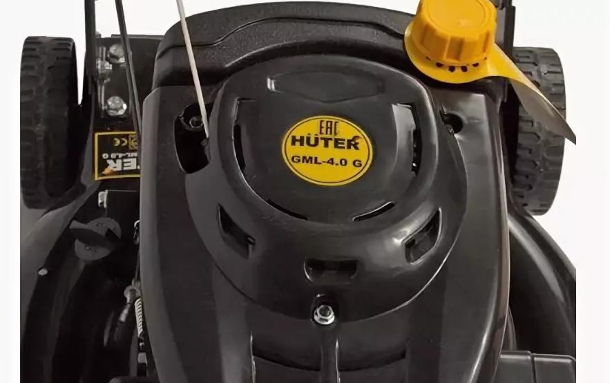Сервис и ремонт газонокосилок Хутер