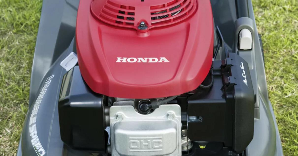ремонт бензиновой газонокосилки HONDA