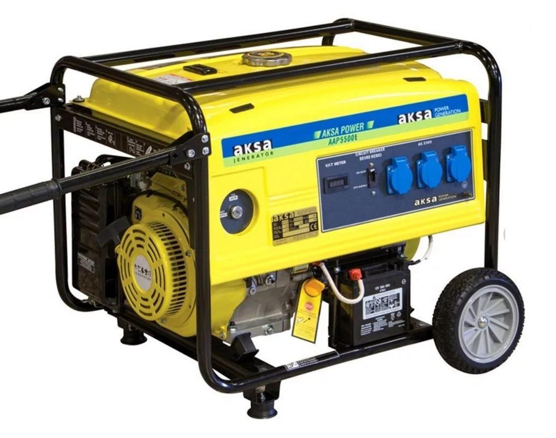 Сервис, техническое обслуживание и ремонт генераторов и электрических станций AKSA