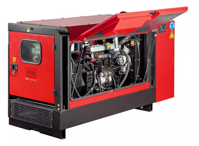 Качественный ремонт генераторов и электростанций Fubag