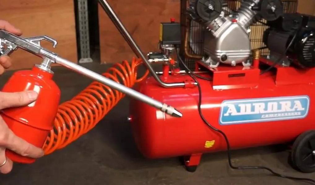 Причины снижения давления компрессора, не выходит на 2 отмесферы