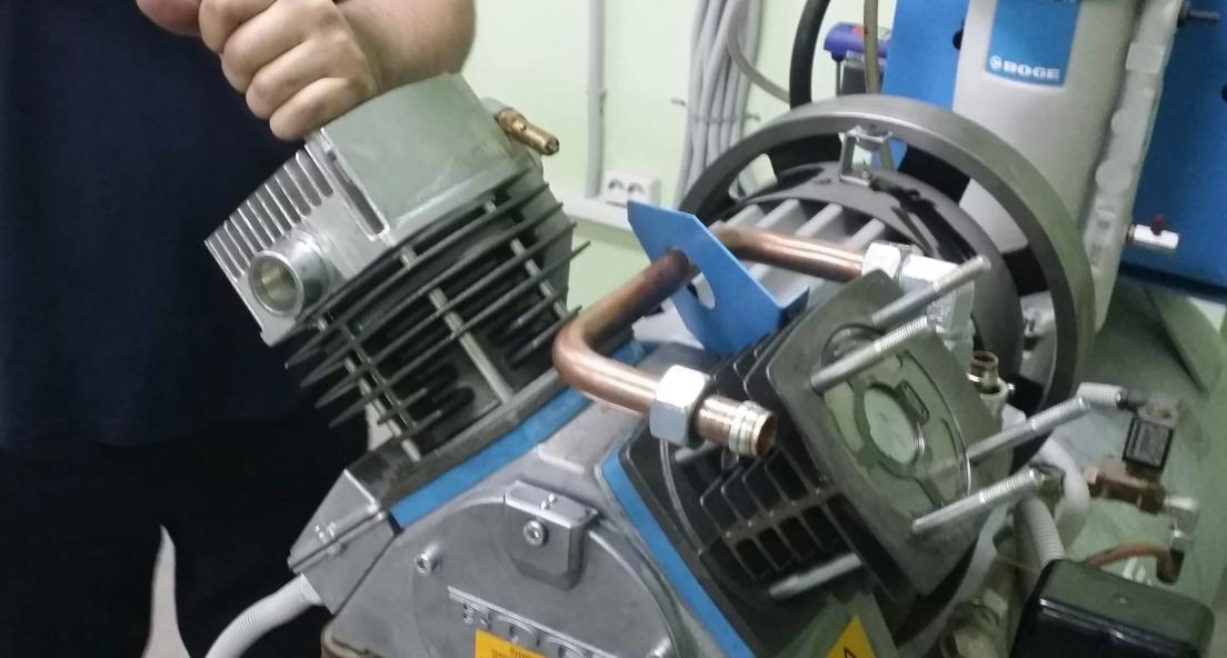 Причины поломки компрессор на качает воздух
