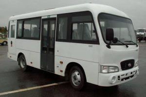 Ремонт микроавтобусов Hyundai County