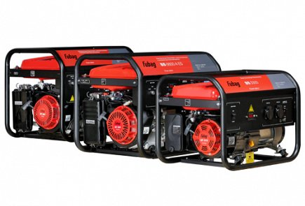 Мы ремонтируем следующие популярные модели бензиновых генераторов и электростанций Fubag