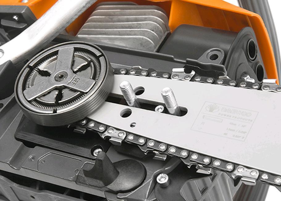 Сервис, ТО и ремонт бензопил Daewoo