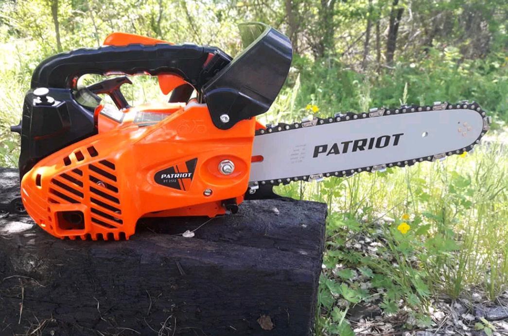 Качественный ремонт бензопил Patriot