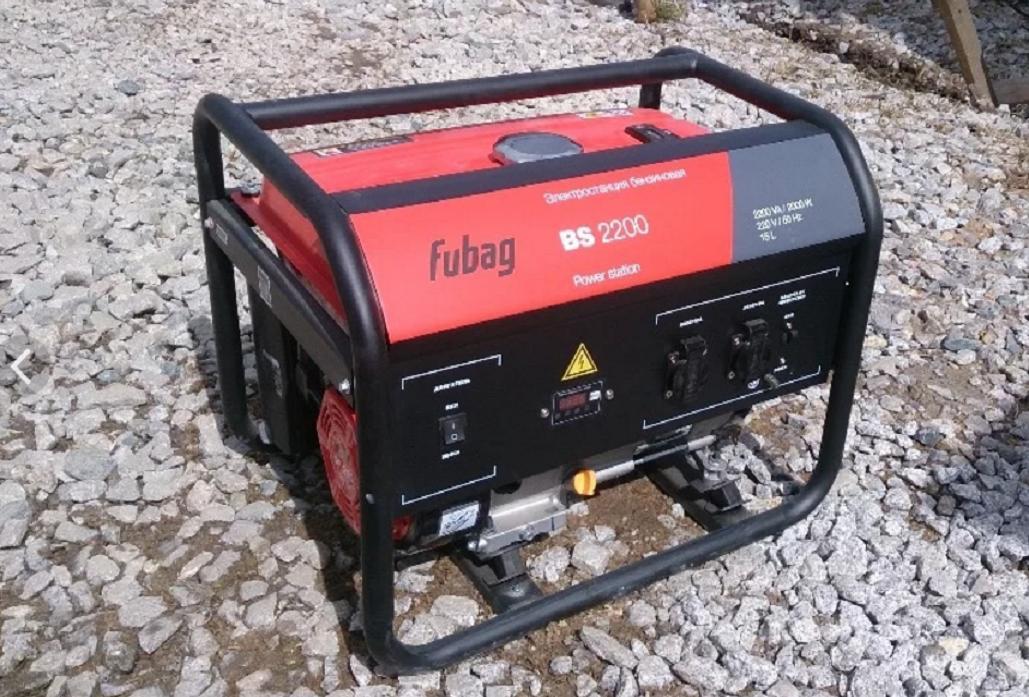 ремонт генераторов и электростанций Fubag по выгодной цене