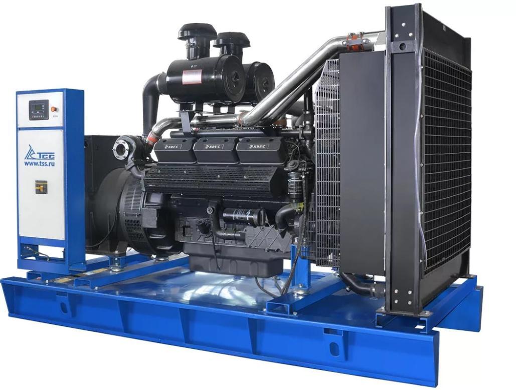 Срочный ремонт генераторов ТСС