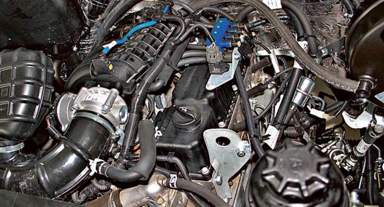 Ремонт бензиновых двигателей в Ростове