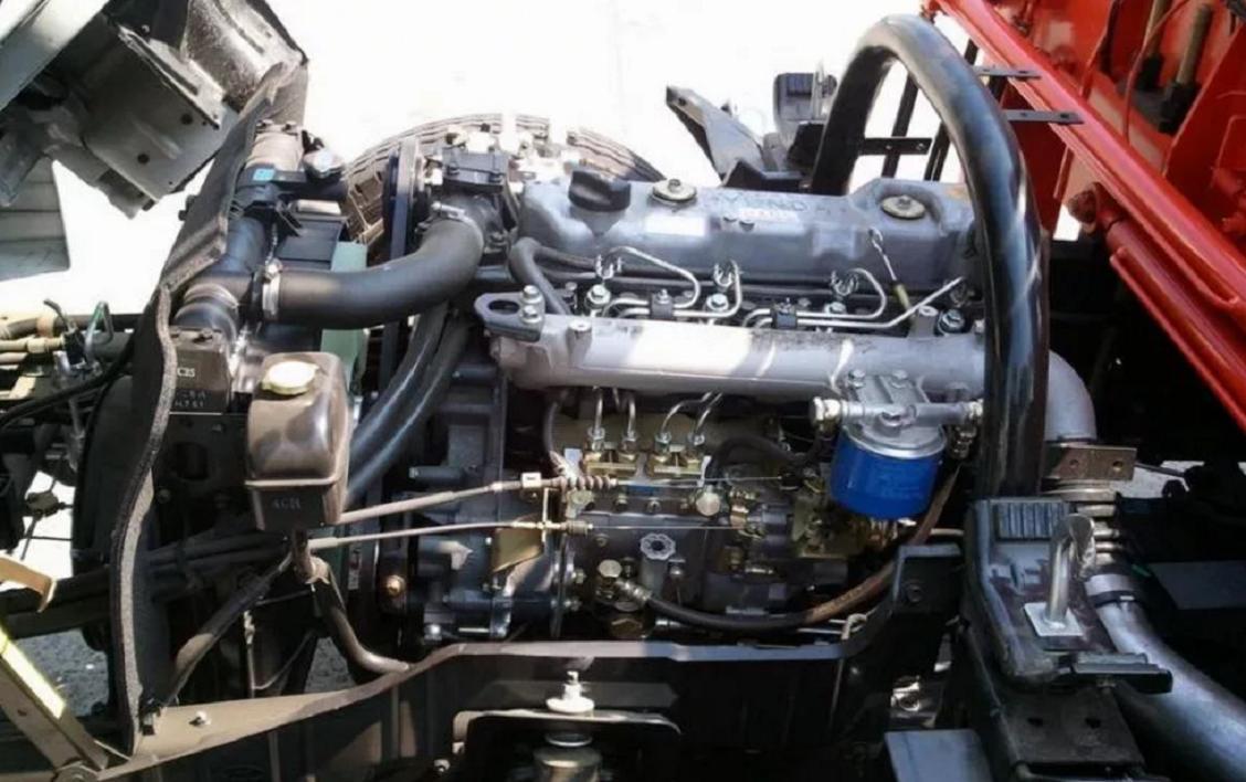 Ремонт двигателей Hyundai HD