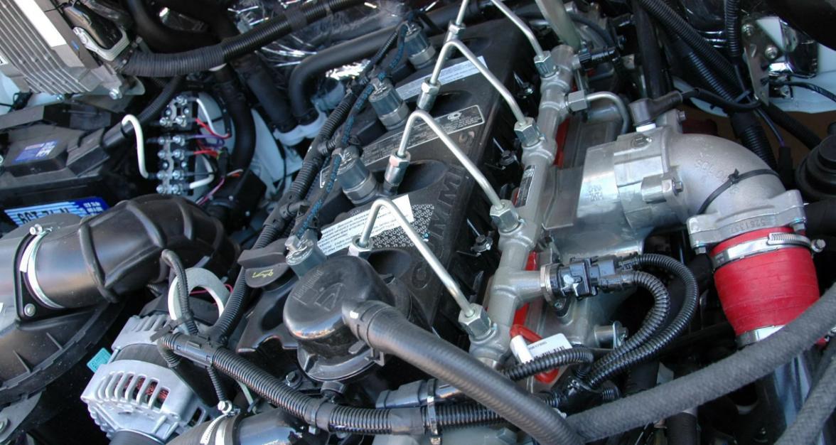Капитальный ремонт двигателей дизельных машин