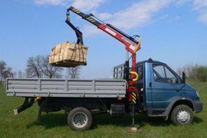 Ремонт кранов на базе Газель и Hyundai