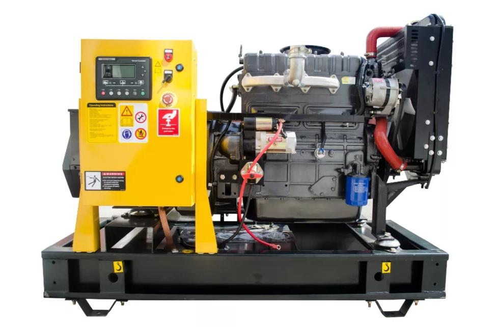 Проведение технического обслуживания дизельных генераторов АД