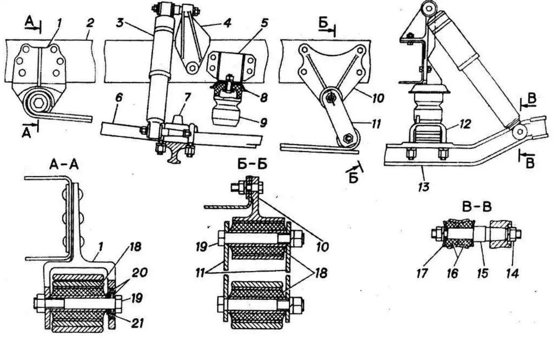 ремонт-подвески-газель