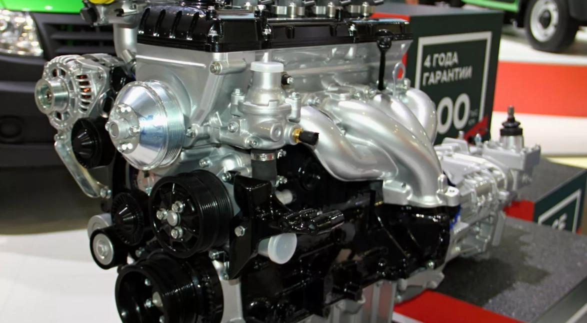 Двигатели серии ЗМЗ широко применяются для комплектации автомобилей