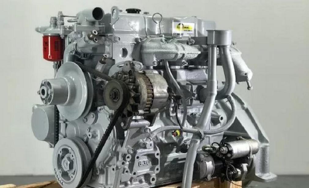 Модельный ряд двигателейISUZU