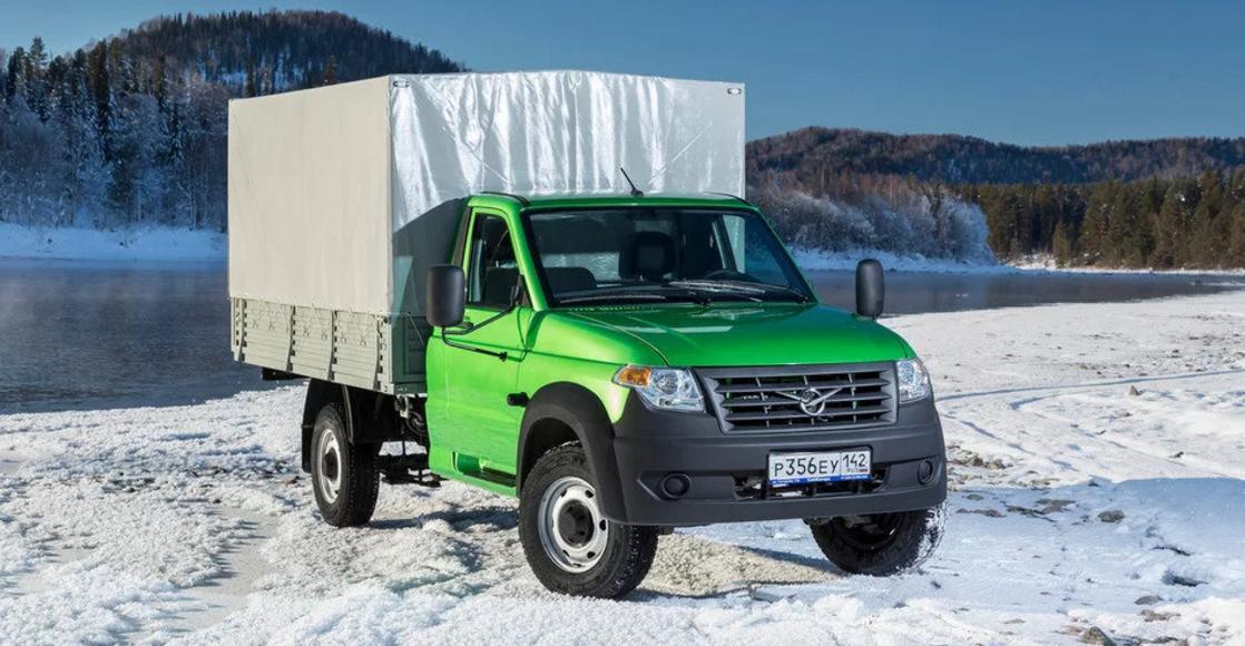Ремонт коммерческих автомобилей УАЗ