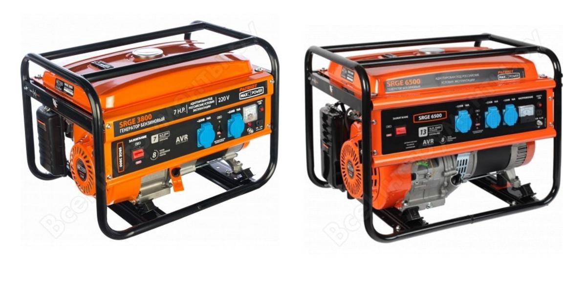 Качественный ремонт генераторов и электростанций PATRIOT