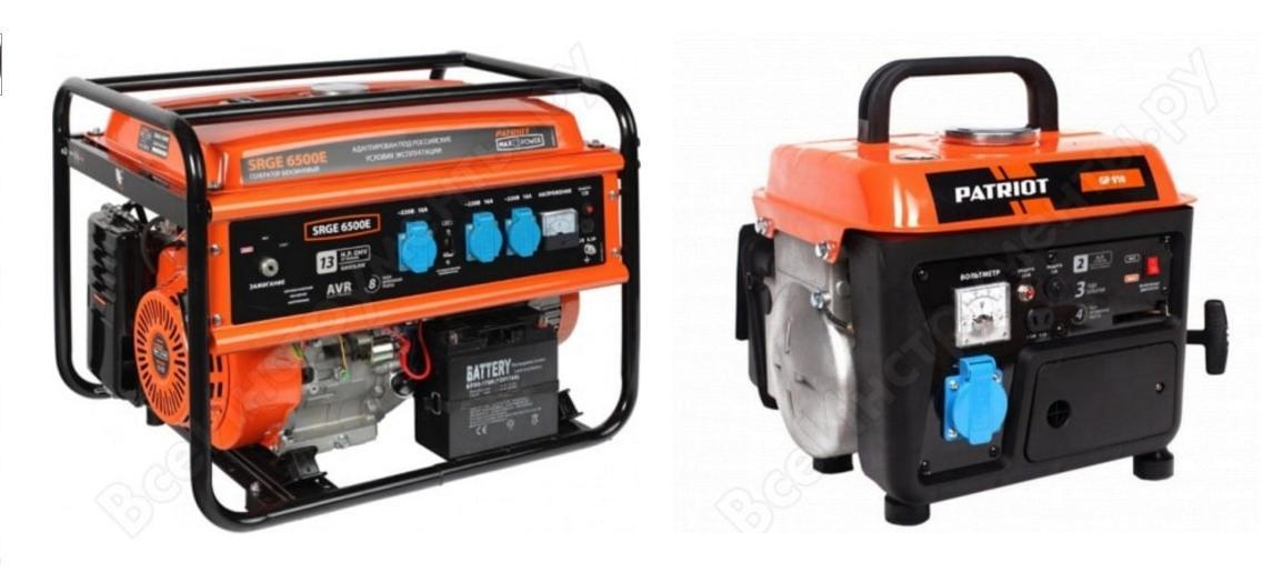 Сервис, техническое обслуживание и ремонт генераторов и электрических станцийPatriot