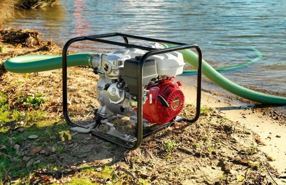 Сервис и ремонт бензиновых насосов и мотопомп