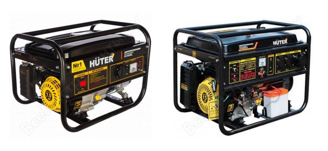 Качественный ремонт генераторов и электростанций Huter