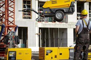 Ремонт строительной техники в Ростове