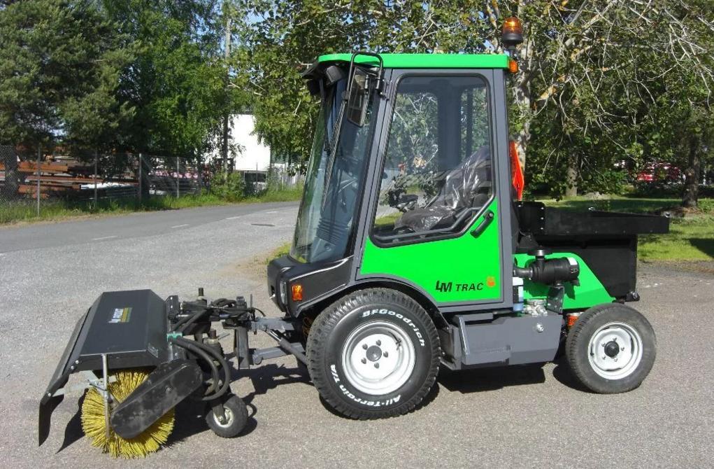 Ремонт минитракторов для сельского хозяйства и коммунальных служб
