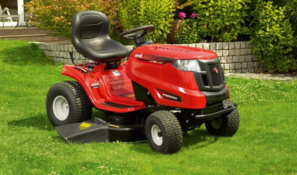 Ремонт парковых тракторов