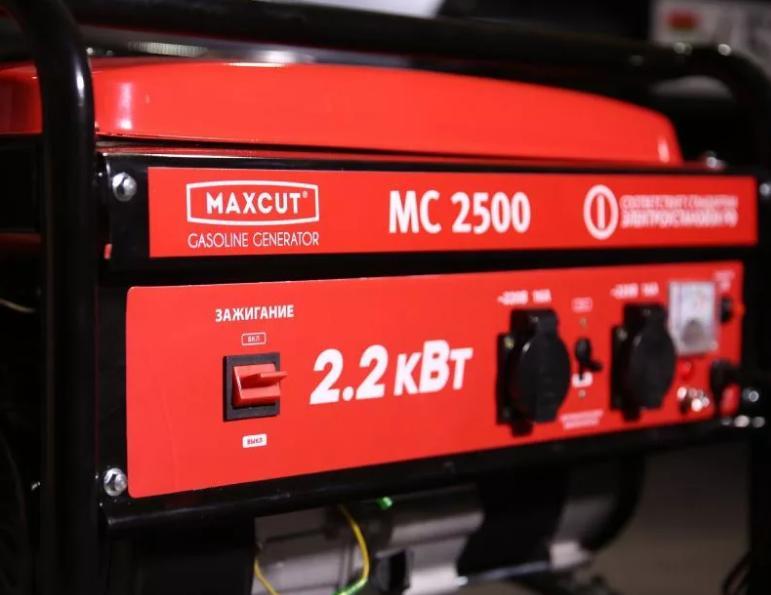 Сервис, техническое обслуживание и ремонт генераторов и электрических станцийMaxcut