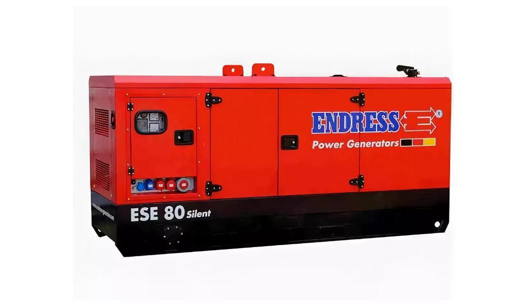 Ремонт дизельных генераторовEndress