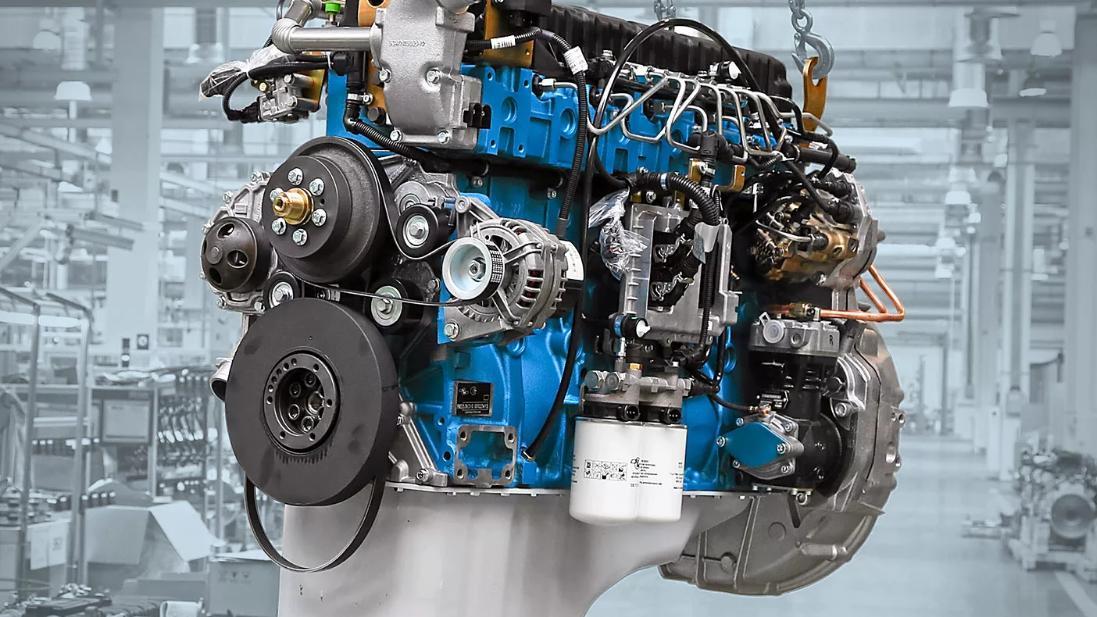 Сервис и ремонт двигателей ЯМЗ